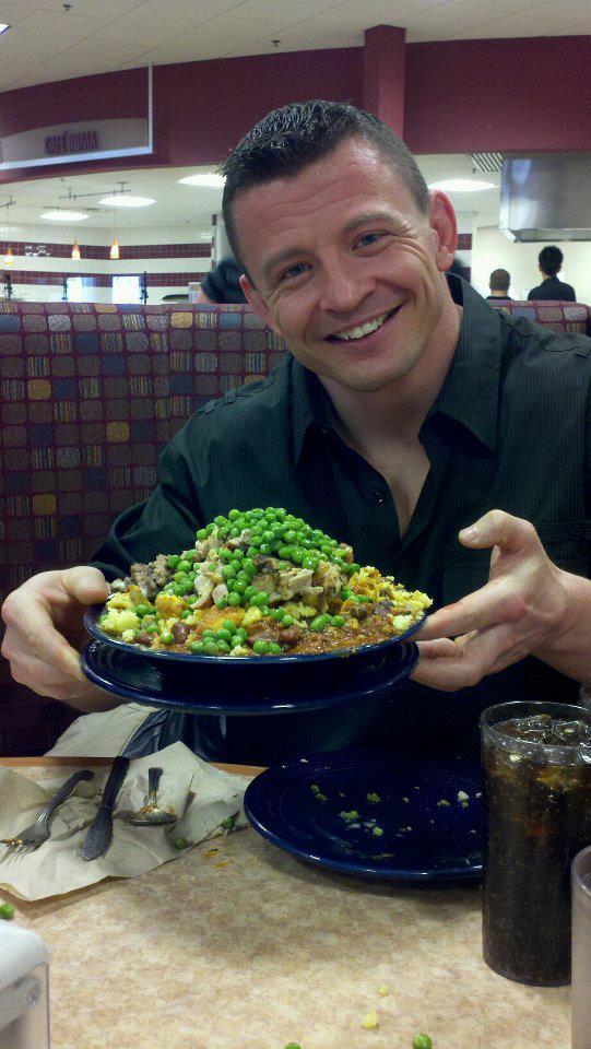 SamLeahey.com: Patrick Davidson Food
